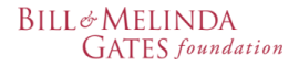 The Bill & Melinda Gates foundation website